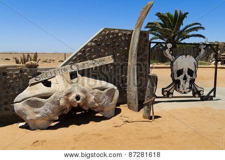 Skeleton Coast Gate
