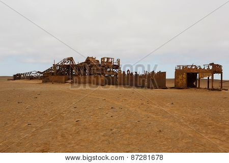 Oil Extraction Station