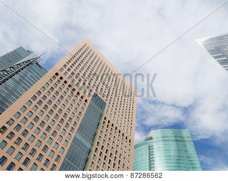 Tokyo Skyscrapers