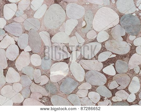 Beautiful Panel Of Stones