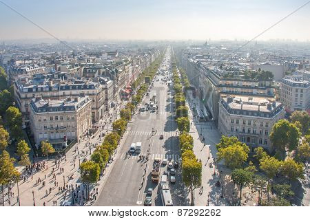 Champs Elysées - Paris