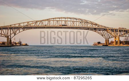 Blue Water Bridge