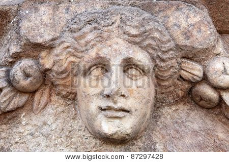 Relief Of Aphrodisias, Aydin, Turkey