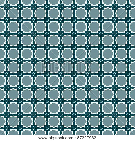 Vector Seamless Geometrical Pattern.