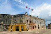 picture of san juan puerto rico  - Castillo de San Cristobal - JPG