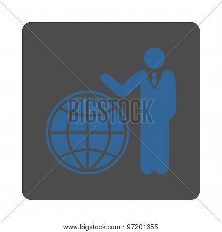 Planetary icon