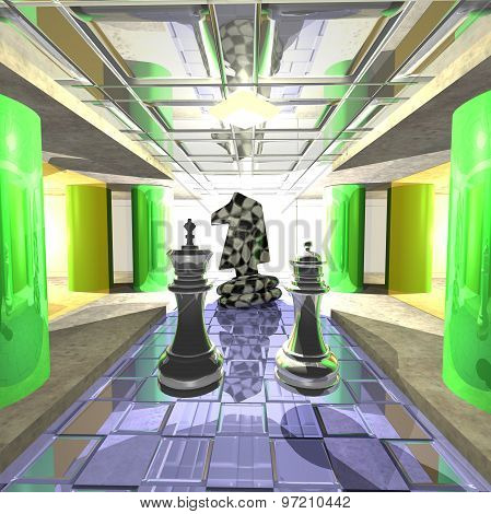 Fantastic Chess Palace