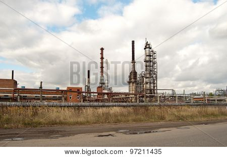Old Refinery