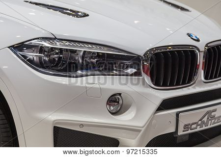 2015 AC Schnitzer BMW X6 (F15)