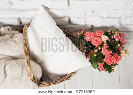 Cozy country home decor
