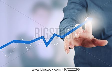 Presenting growth strategy