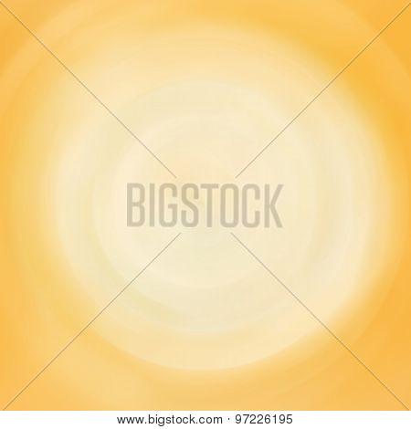 Light orange blurred background for web design