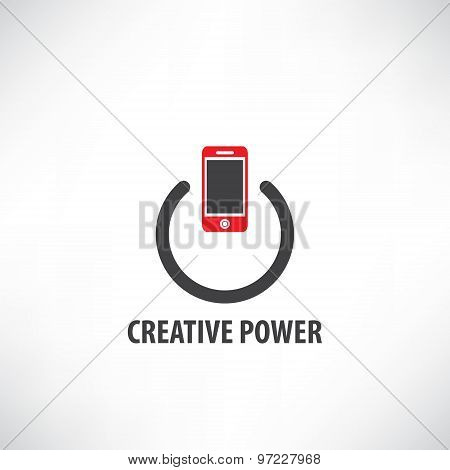 Creative power button