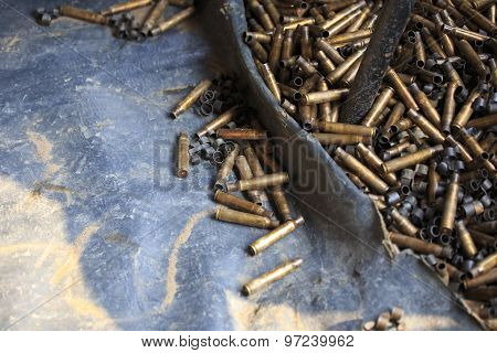 Automatic Weapon Shells