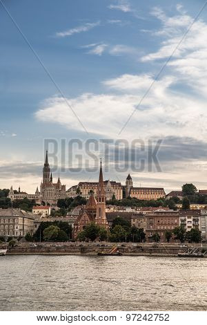 Hungarian Landmarks on the Danube