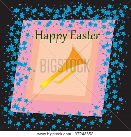 Happy Easter  Card