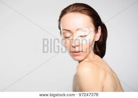 Collagen patch
