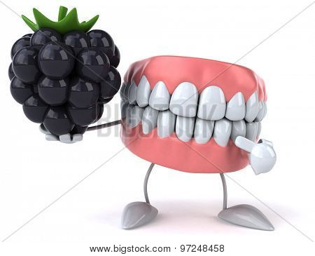 Fun teeth