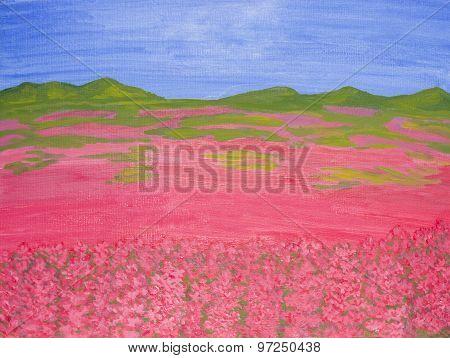 Rose-bay
