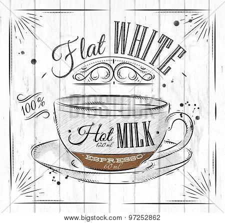 Poster Flat White