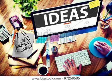 Ideas Idea Design Creativity Vision Inspiration Concept