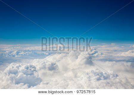 Sky Clouds And Sky Background