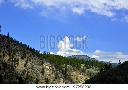 Mountains In Washington Oregon Idaho
