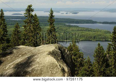Top View, Koli National Park, Finland