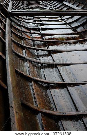 Traditional Finnish Church Boat