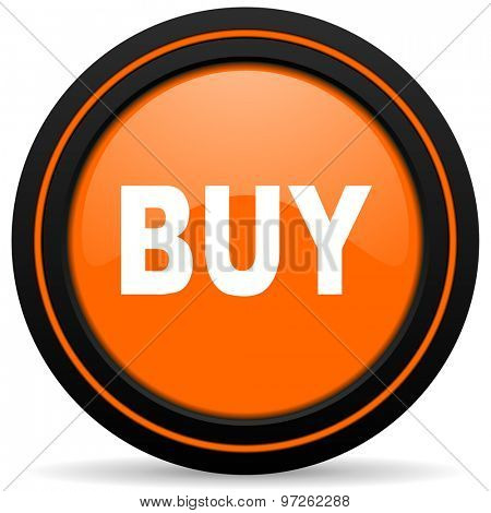 buy orange icon