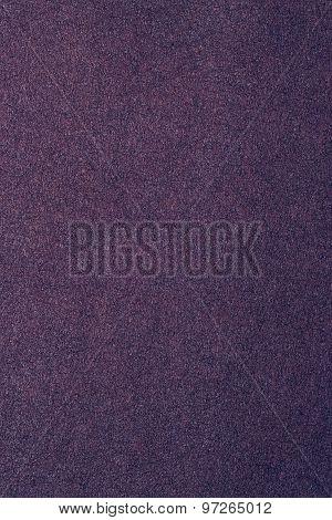 Dark Violet Suede Texture Background