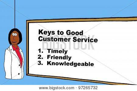Good Customer Service