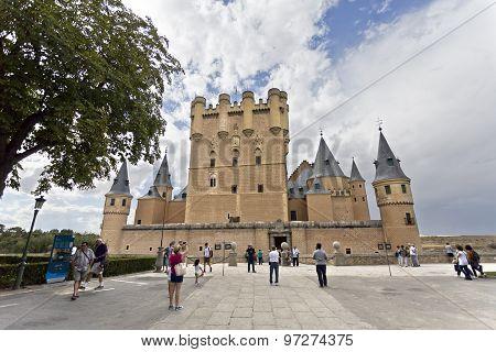Segovia El Alcazar