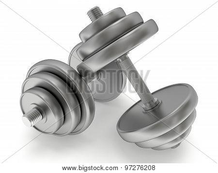 Metal Dumbbells