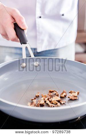 chef roasted walnuts