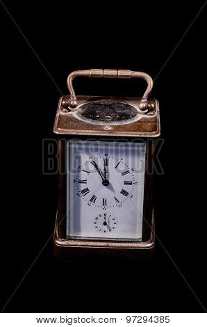 Typical Mechanical Alarm Clock