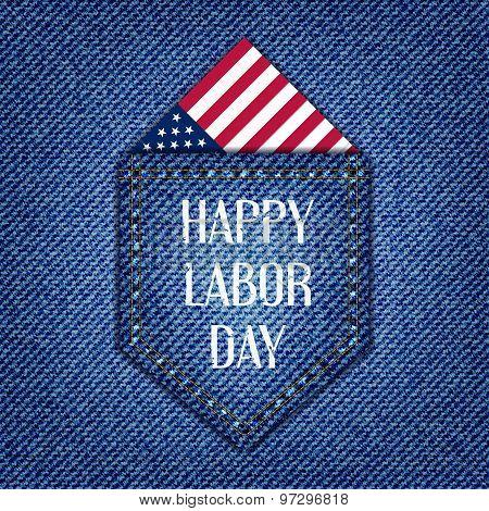 Happy Labor Day Of American
