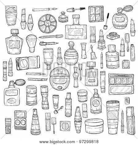 Big Cosmetics Set