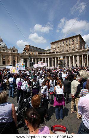 Vatican Angelus