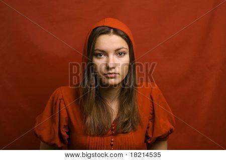 20-25 years olf beautiful woman