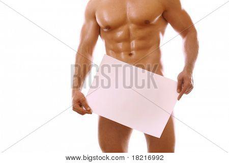 Man paper