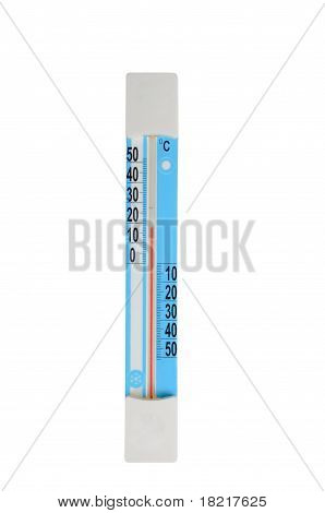 The external thermometer