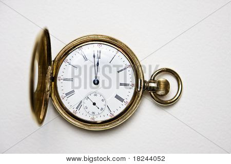 Vintage Gold Pocketwatch
