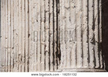 Columnas romanas