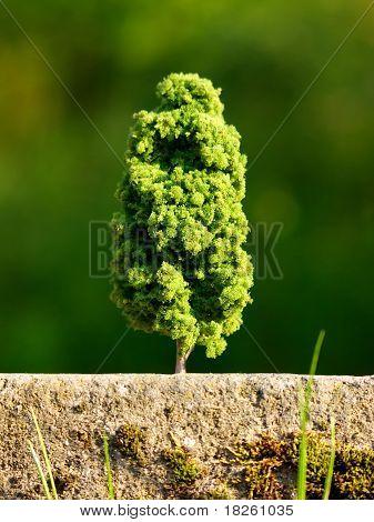 árbol falso