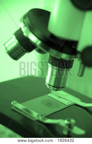 Green Microscope