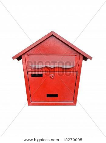 Classical Mail Box