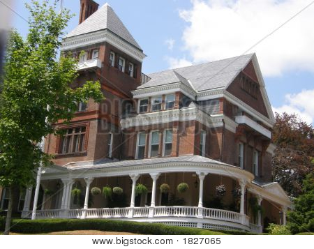 Executive (Governor'S) Mansion In Albany, New York State (Usa)