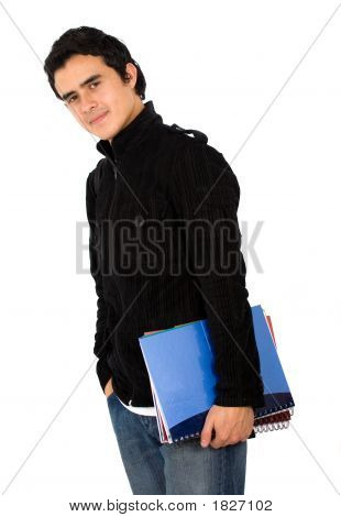 Male Young Student