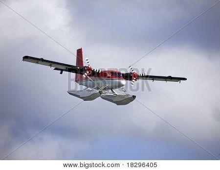 Twin Otter Seaplane
